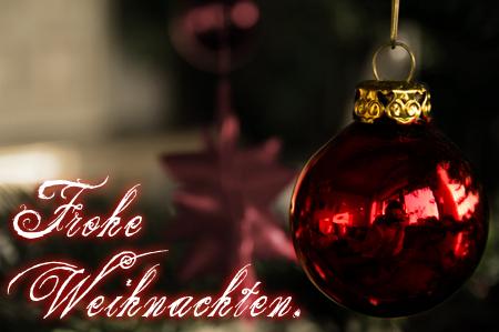 Das Weihnachten.Frohe Weihnachten Ff Grieselstein